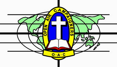 Open Air Campaigners - OAC Logo